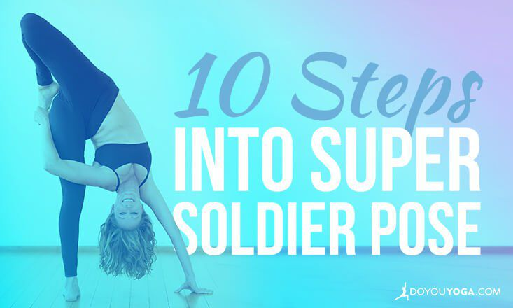 10 Steps into Super Soldier Pose