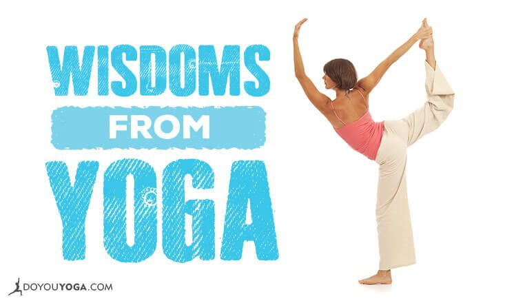 3 Yoga Poses and the Wisdoms They Reveal