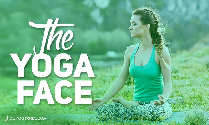 Do You Have a 'Yoga Face'?