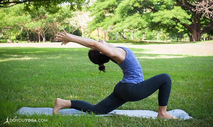 A Yoga Sequence to Beat June Gloom