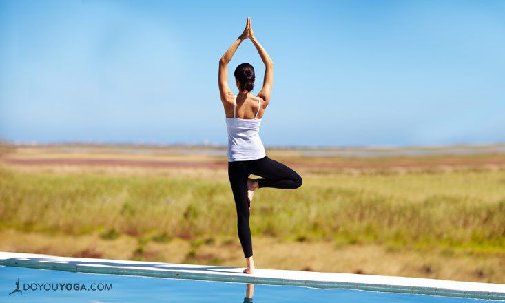 10 Yoga Poses and Exercises for Balance Training
