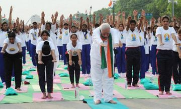 Six Indian Universities to Open Own Yoga Departments