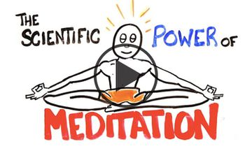 Why Meditation is Powerful, According to Science (VIDEO)