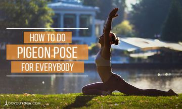How to Do Pigeon Pose for EVERY Body