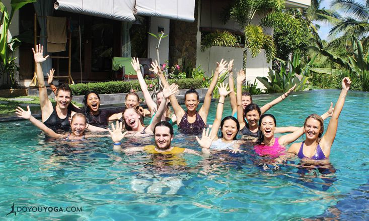 My Yoga Teacher Training in Bali - Week 1 - Getting Started