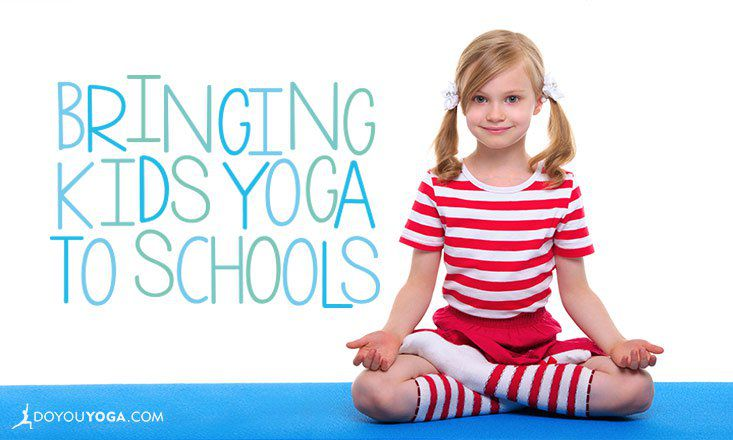 Why Bringing Kids Yoga To Schools Can Make a REAL Difference