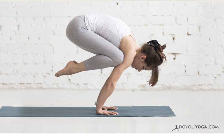 5 Yoga Poses to Prepare for Crow Pose