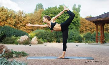 5 Standing Yoga Poses To Increase Lower Body Flexibility