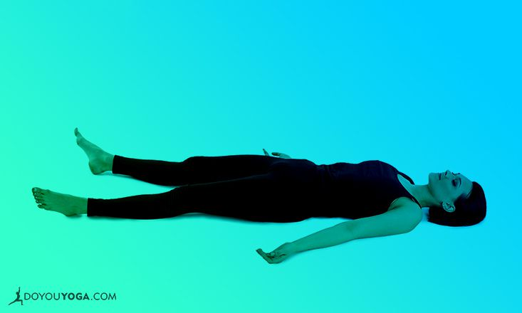 Corpse Pose: The Death at the End of Your Practice