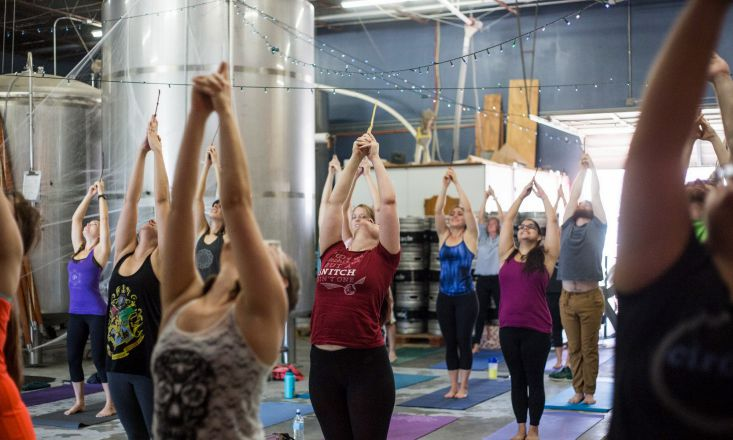 Attention Muggles: Harry Potter Yoga is Finally Here