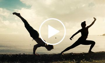 Budokon: The Beautiful Fusion Of Yoga and Martial Arts (VIDEO)