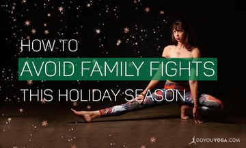 8 Ways To Avoid Family Fights This Holiday Season and Beyond