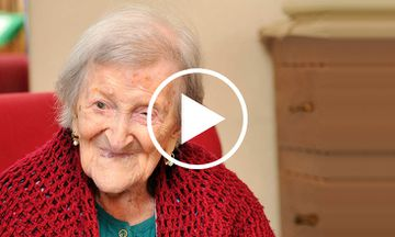 The World's Oldest Person Just Turned 117 (VIDEO)