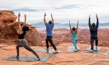 This Exclusive Yoga Class Costs a Whopping $3500