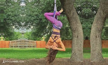 How Aerial Yoga Changes Your Body