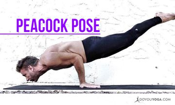 How To Do Mayurasana or Peacock Pose