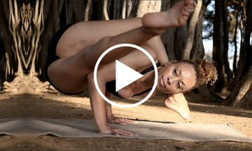 This Ashtanga Yoga Demo by Laruga Glaser is Beyond Inspiring (VIDEO)
