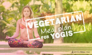 3-Day Vegetarian Meal Plan for Yogis