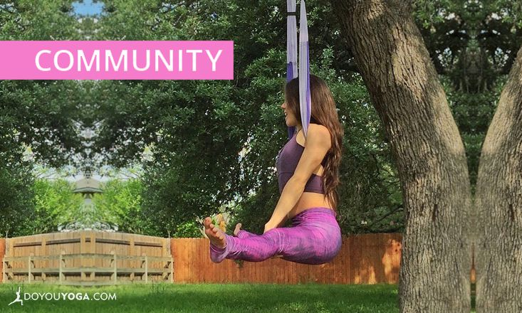 4 Reasons to Start Practicing Aerial Yoga