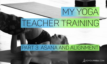 My Yoga Teacher Training in Bali – Week 3 - Asana and Alignment