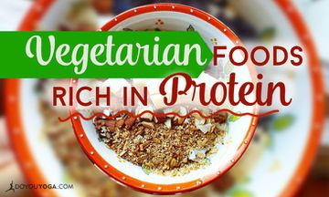 5 Vegetarian Foods Rich in Protein and Iron