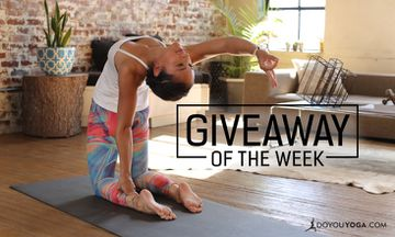 GIVEAWAY – Free Access to DOYOUYOGA Premium for One Year
