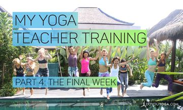 My Yoga Teacher Training in Bali - Final Week and Grateful Sendoff