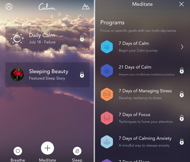 We Tried and Tested These 5 Meditation Apps So You Don't