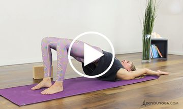 Learn Easy Yoga Inversions with Jess Rose (VIDEO)